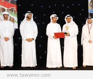 مكتوم بن حمد الشرقي يكرم الفائزين في البطولات الرمضانية عبيد الكتبي يحرز لقب محترفي الدراجات النارية