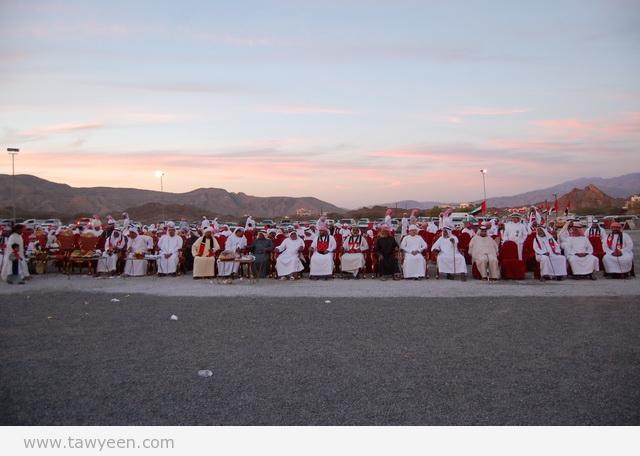 أهالي الطويين بالفجيرة يحتفلون باليوم الوطني 42 (روح الإتحاد) – صور المجموعة الأولى