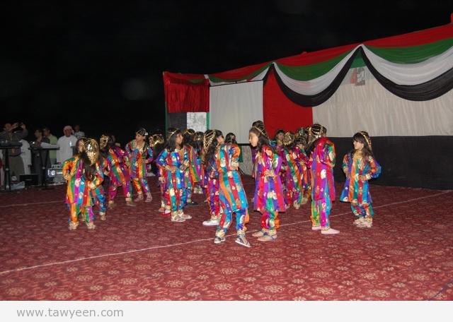 صور المجموعة الثانية: من احتفال أهالي الطويين في الفجيرة باليوم الوطني 42 (روح الإتحاد)