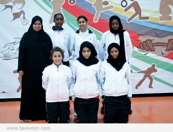 يفتتح فريقا الوحدة والشرقية (ب) منافسات كرة السلة النسوية ضمن بطولات مكتوم مساء اليوم