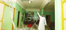 أسرة في «حبحب» بانتظار سرعة إحلال منزلها المتهاوي ونجاة أفرادها إثر سقوط كتل إسمنتية من السقف