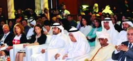 افتتاح ملتقى الفجيرة الإعلامي الخامس وتثمين دعم الشيخة فاطمة للمرأة إعلامياً