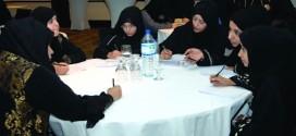 المعلمات المساعدات يختتمن برنامج «كياني» في الفجيرة