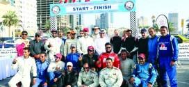 تحت رعاية محمد بن حمد الشرقي الفجيرة تستضيف الجولة الثالثة من رالي بطولة الإمارات