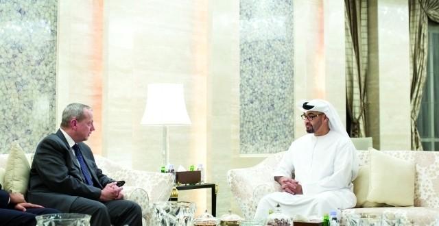 محمد بن زايد: موقف الإمارات واضح في مواجهة الإرهاب