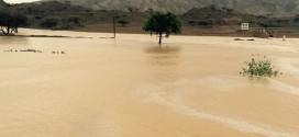 أمطار الخير تعم الدولة و«الأرصاد» يحذر من الانزلاقات .. صور امطار الطويين