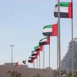 علم الإمارات يرفع في 176موقع بنادي الفجيرة الدولي للرياضات البحرية