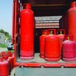 ضبط 9 مركبات مخالفة لنقل أسطوانات الغاز بدبا الفجيرة خلال 2014
