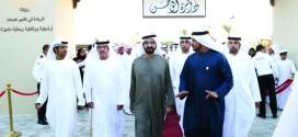 محمد بن راشد: قيادتنا الرشيدة ترعى الأصالة العربية وتمد يدها إلى ثقافات العالم