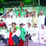 شباب السعودية أبطال «خليجي الملاكمة التي أقيمت في الفجيرة» والإمارات وصيفاً