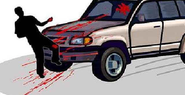 وفاة مواطن بحادث دهس في دبا الفجيرة