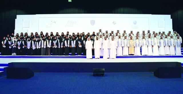نائب رئيس الدولة يدعو الشباب إلى تطوير أنفسهم ليكونوا قادة أكفاء