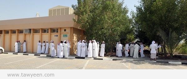 2200 طالب وطالبة يؤدون اليوم امتحانات الثانوية العامة في الفجيرة