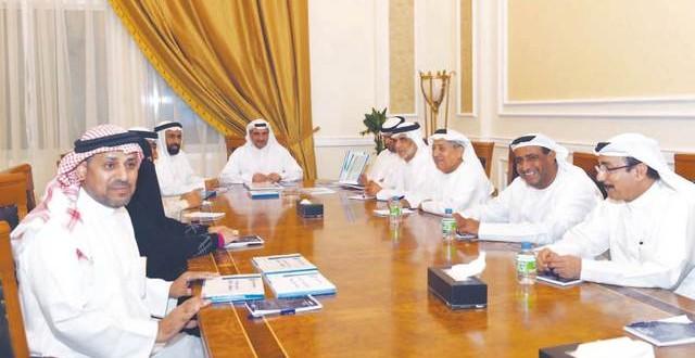 حمد الشرقي يستقبل مجلس إدارة جمعية الفجيرة الخيرية