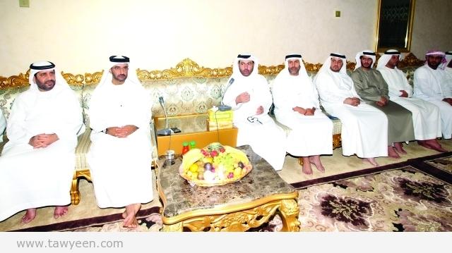 مجلس رمضاني في دبا الفجيرة: المجالس الشعبية ترسخ قيم المواطنة الإيجابية