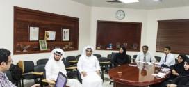 وفد من بلدية الفجيرة يطلع على الممارسات الصحية بعجمان ووقف على الخدمات الإلكترونية والتطبيقات الذكية