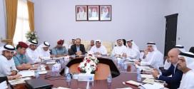 مسؤولو الفجيرة يبحثون مبادرات أسبوع الإمارات للابتكار