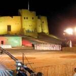بدء تصفيات بطولة السيف في قلعة الفجيرة