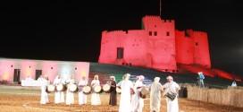 انطلاق تصفيات بطولة السيف في دورتها الثالثة ضمن مهرجان الفجيرة للفنون