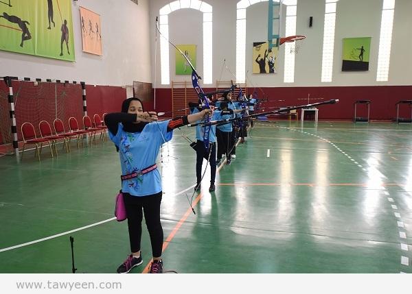 """استعدادات مكثفة لمنتسبي """"تعليمية الفجيرة"""" لنهائيات الأولمبياد المدرسي"""