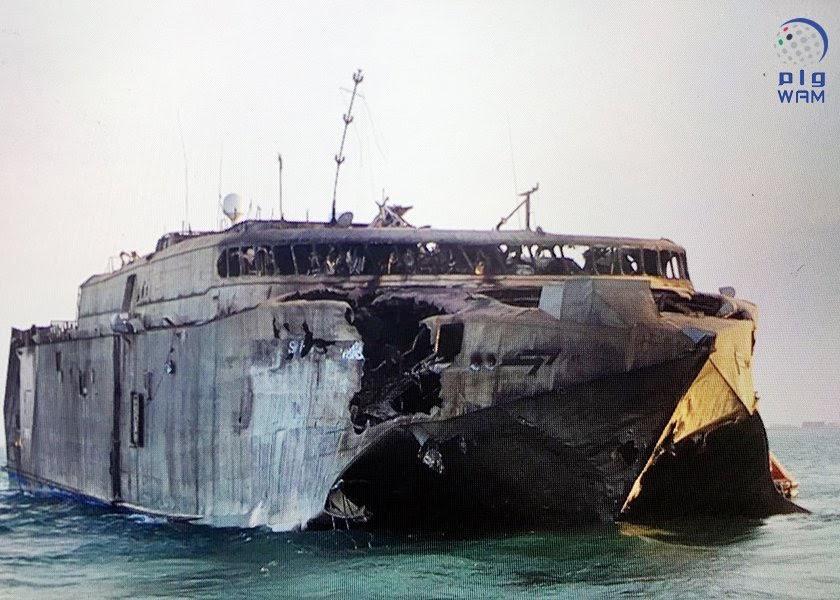 الامارات تستنكر الاعتداء المتكرر للحوثيين على السفن في المياه الدولية