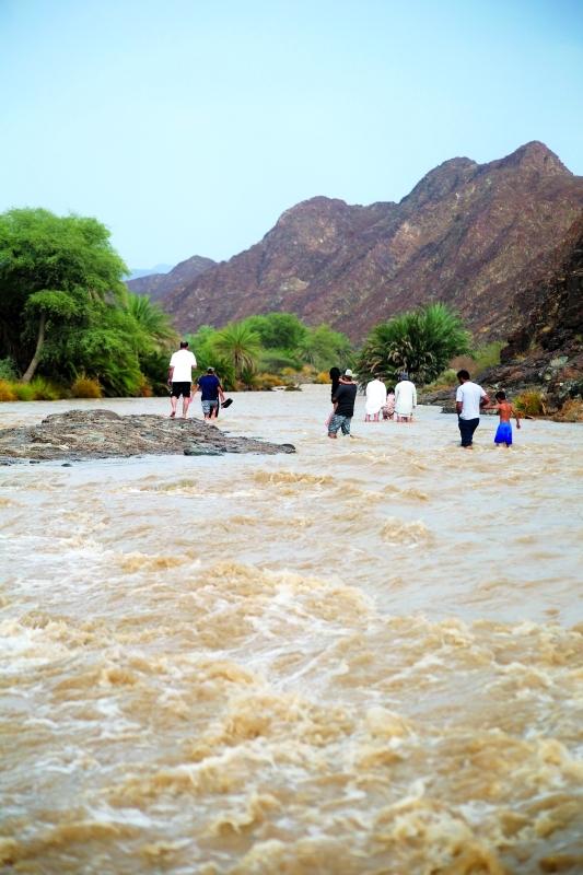 8 مطالب للحد من تكرار حوادث الغرق في وادي شوكة